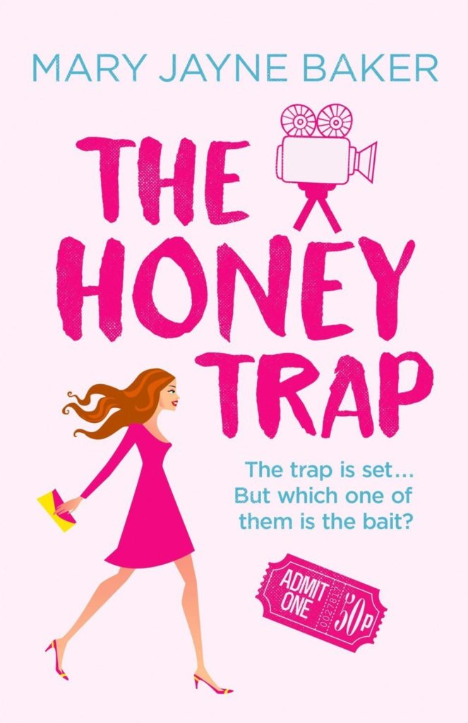 The Honey Trap Mary Jayne Baker