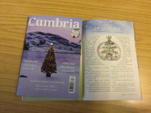 Cumbria magazine ghost story